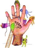 germ-hand